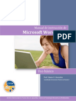 Word 2013, Uso básico.pdf