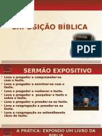 Aula 03 - Exposicao Biblica