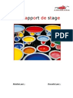 Rapport de stage Colorado