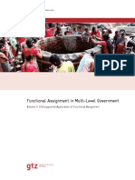 SN Governance Asia_Functional Assignment Vol II (2010)
