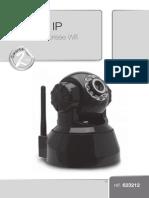 notice caméra IP