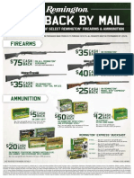 Remington FA & Ammo Rebate