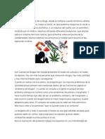 Las Drogas - Documento
