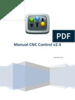 Manual CNC Control v2.4