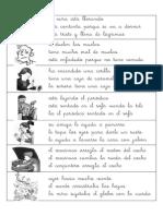guias de Comprension Lectora Con Frases y Textos Primer Ciclo de Primaria