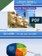 presentacion ZorroCRM