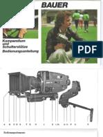 Bauer Kompendium Camera Rail & Hood