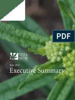 field of greens executivesummary r14 6