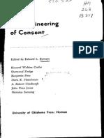 BERNAYS Et Alli - Engineering of Consent (1955)