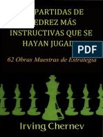 Las Partidas Mas Instructivas - Irving Chernev