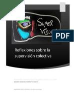 Supervisión Clínica Colectiva