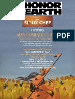 Manoominike Giizis - Wild Rice Moon Feast