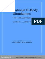 Aarseth S J - Gravitational N-Body Simulations.. Tools and Algorithms - Cambridge - 2003 - 0521432723 - 431s