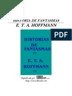 HOFFMANN, Ernst T.a_historia de Fantasmas