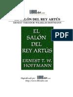 Hoffmann, ETA - El salon del rey artus.pdf