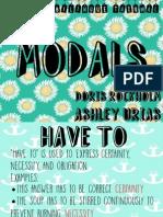 Modals Grammar