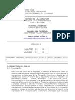 Pro-Educación Escolar y Recreación_ Jonny Velasco 2015