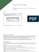 Guía de Uso de Servidor Proxy
