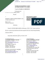 Hernandez v. Internet Gaming Entertainment, Ltd et al - Document No. 18