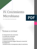 Crecimiento Microbiano Parte II