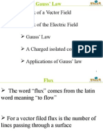 Lecture 11 Guass Law
