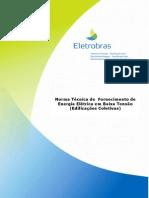 MPN-DC-01-NDEE-03 - Norma Tecnica Fornecimento de Energia Eletrica Em Baixa Tensao Edificacoes Coletivas