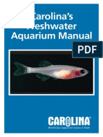 Freshwater Aquarium Manual