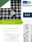 Diplomado Gestión y Evaluación de Proyectos Informáticos V3