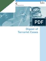 Digest of Terrorist Cases