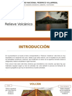 Relieves Volcanicos Geomorfologia Tb