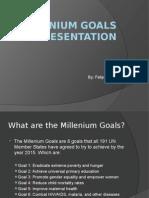 Millenium Goals Presentation