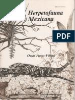 Herpetofauna Mexicana