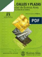 Barrios, Calles y Plazas de Buenos Aires