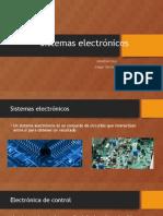 Sistemas electrónicos