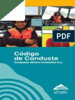 Codigo de Conducta 2014