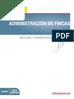 Administracion de Fincas - Creacion y Administracion de Pymes