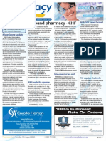 Pharmacy Daily for Tue 04 Aug 2015 - Expand pharmacy - CHF, More kids' analgesics recalled, Non-vax nurses out, Guild Update and much more