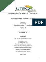 Metodos de Análisis Financieros - Grupo 3