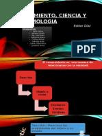 Conocimiento, Ciencia y Epistemologia g4