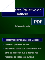 Tratamento Paliativo Cancer.
