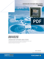 Dissolved o2 Analyzers