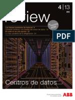 Revista ABB 2013_centro de Datos