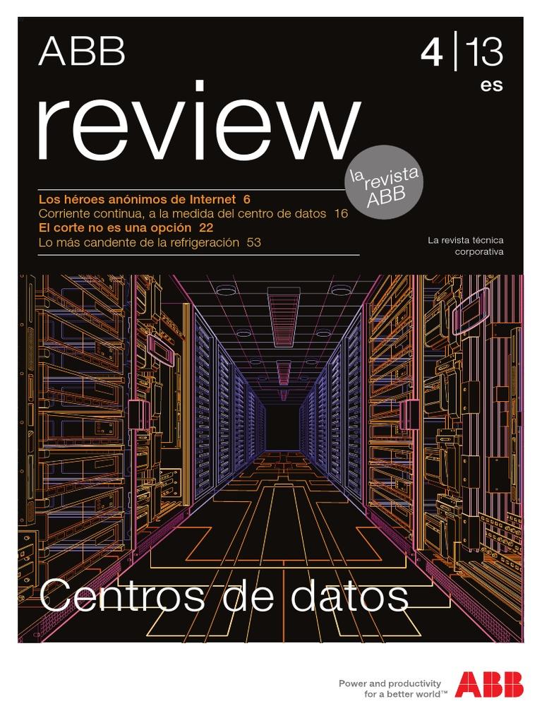 Revista ABB 2013 centro de Datos ef04f719ea87