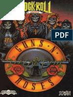 Rock 'n' Roll Comics 01-Guns N' Roses Persian