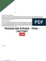 Pegaso 650 Factory