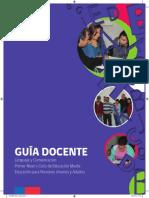 Guia Docente Lenguaje y Comunicacion Primer Ciclo Medio