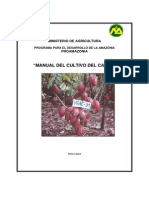 Manual Cacao