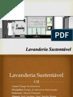 Lavanderia Sustentável