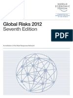 WEF GlobalRisks Report 2012