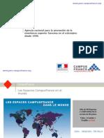 Agencia Nacional Para La Promocion de La Ensenanza Superior Francesa en El Extranjero